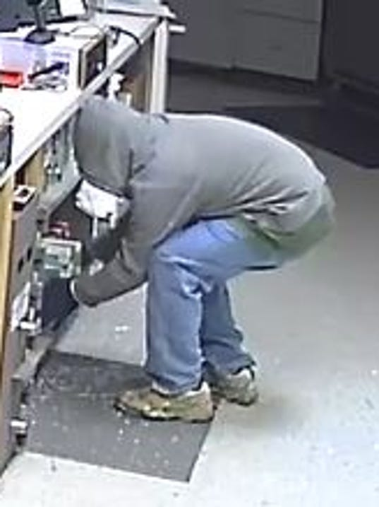 Watch Police Seek Cigarette Thief With Brand Loyalty