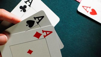 Atlantic City's casinos were dealt a winning hand in the second quarter of his year.