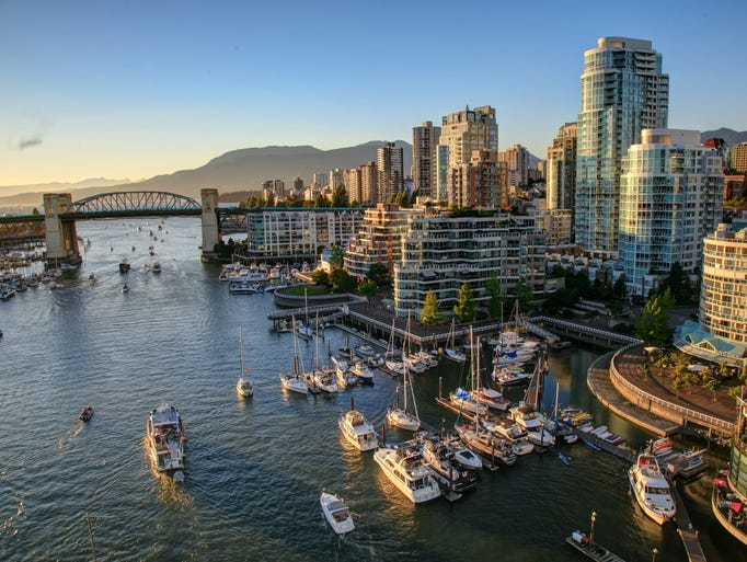 Spring Break Travel Deals From Vancouver