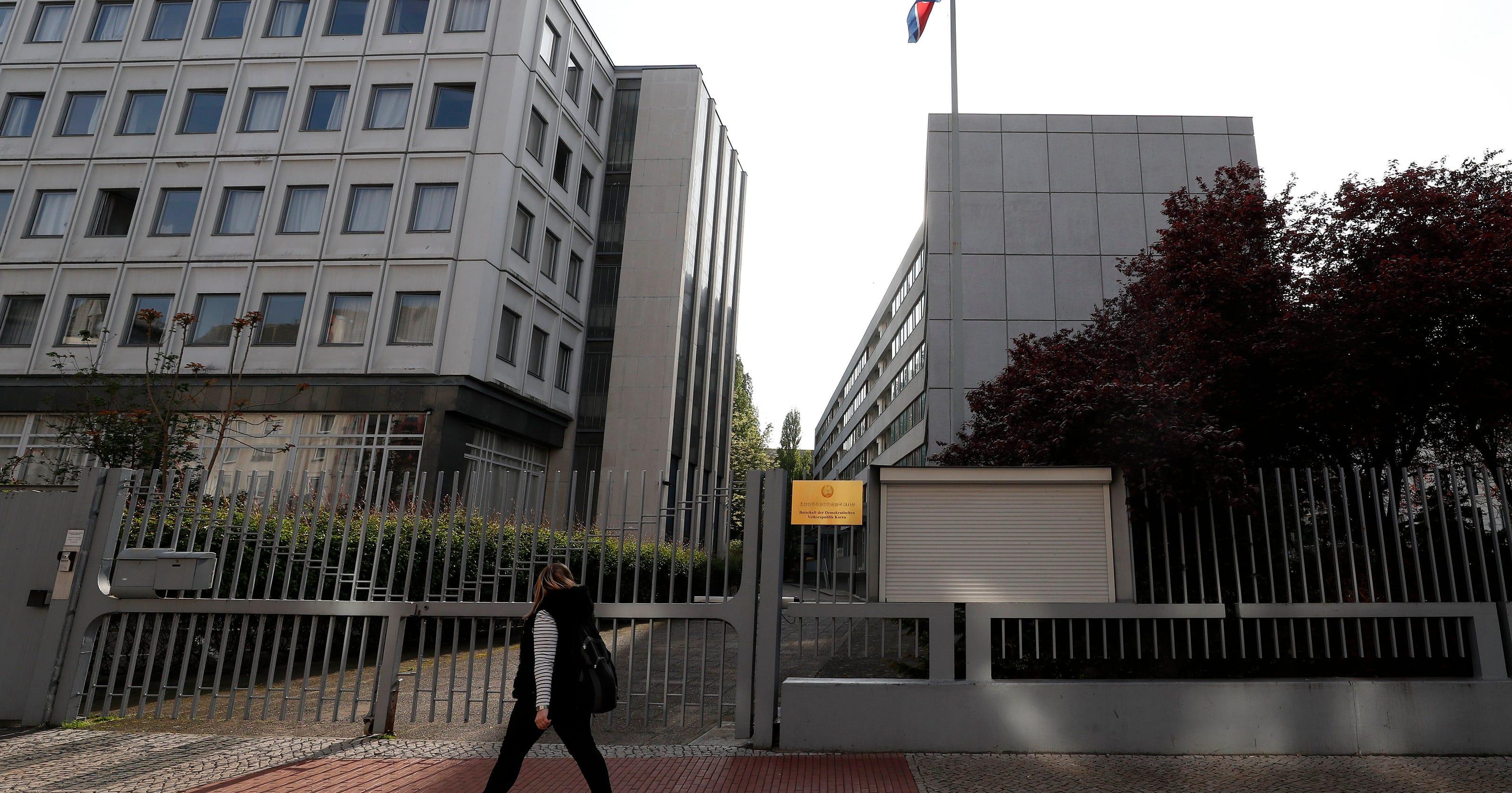 b70c2fa2ec North Korea used Berlin embassy to acquire nuclear tech  German spy chief