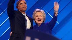 NJ delegates on Obama: 'I had tears in my eyes'
