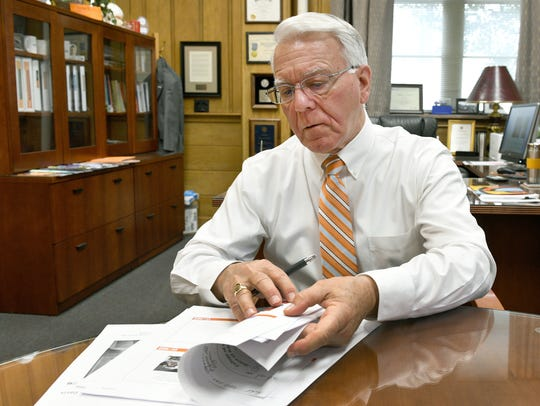 Profile of University of Tennessee Engineering Dean