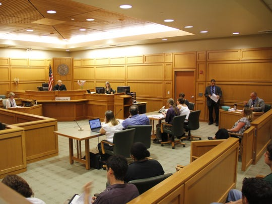 Drug courts were first established in the late 1980s as a way to reduce prison crowding and high recidivism.