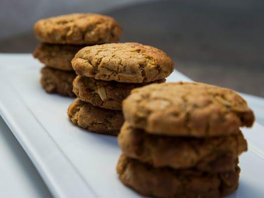 Super LocoCocoNut Crunch Cookies