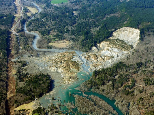 AP APTOPIX Washington Mudslide