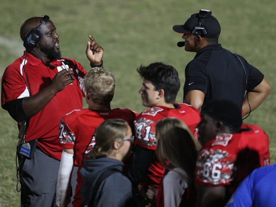 North Fort Myers football coach Earnest Graham resigned his position on Monday.
