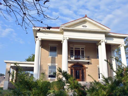 P-Sterchi mansion