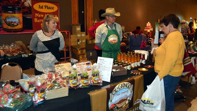 """New mexico products will be showcased during """"HomeGrown: A New Mexico Food Show & Gift Market,"""" on Nov. 19-20 at the New Mexico Farm & Ranch Heritage Museum in Las Cruces."""