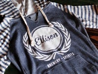 20% off apparel from Ellison Brewery