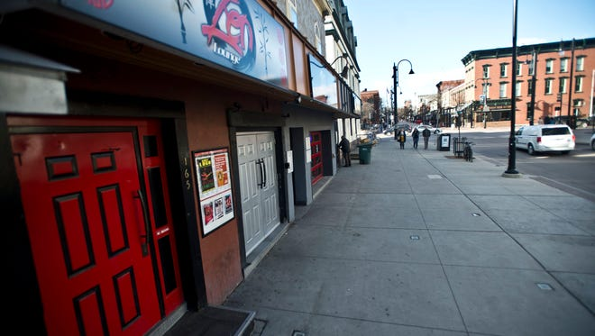 Zen Lounge at 165 Church St. in downtown Burlington closed its doors under financial pressures in May.