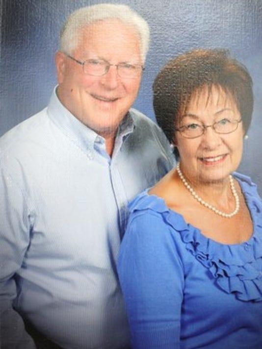 Anniversaries: Angie Henry & Bill Henry