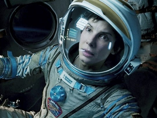 Will Ryan Stone (Sandra Bullock) make it back to Earth?