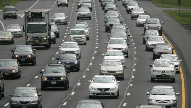 """Monmouth and Ocean counties got failing grades for ozone air pollution, which arises from emissions from vehicles, businesses, power plants and other sources, according to the """"State of the Air 2017"""" report by the American Lung Association."""