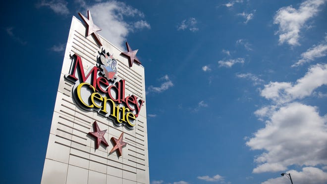 The Medley Centre's developers have officially lost the site's status as a New York state Empire Zone.