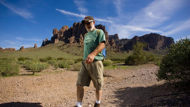 The Arizona State Parks Board is accepting applications for openings on two voluntary advisory boards, which help manage natural resources and trails like this one at Siphon Draw in Lost Dutchman State Park near Apache Junction.
