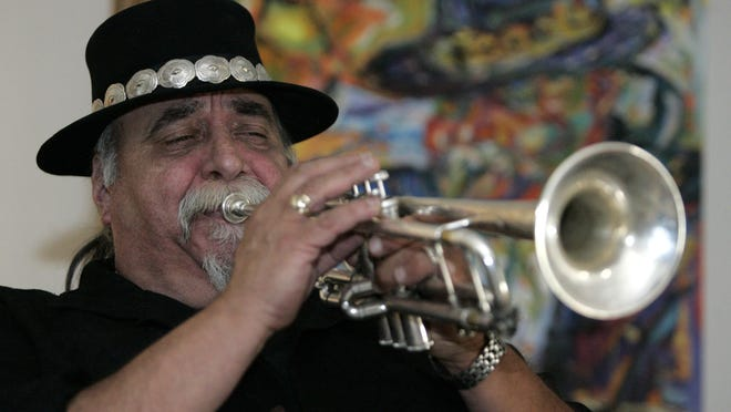 Steve Madaio and his trio will play the amphitheater Saturday and Sunday at the La Quinta Arts Festival