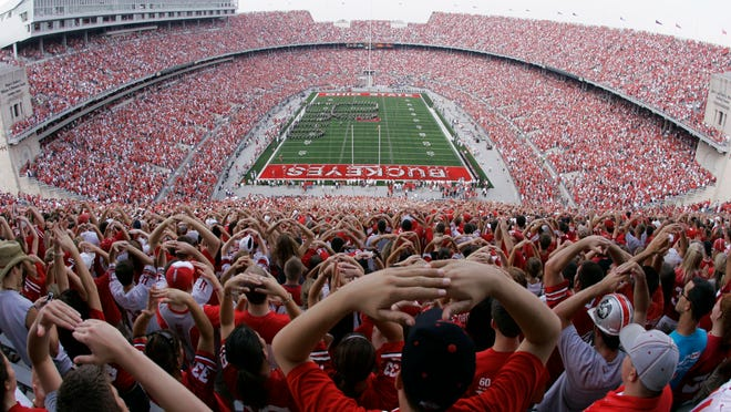 A former Ohio State football star was falsely accused of rape after meeting a woman at Put-in-Bay, according to Ottawa County Sheriff's Deputies. A Port Clinton detective said about 20 percent of the rape cases the department investigates are considered false reports.