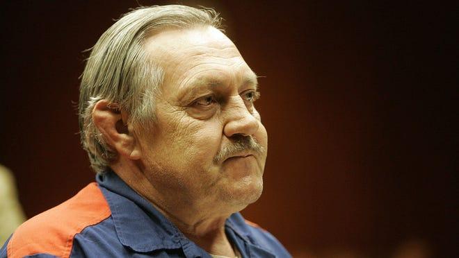 Convicted murderer Arthur Ream