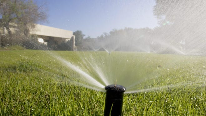 A ban on sprinkler use and use of other lawn irrigation systems is in effect for some subdivisions in Port Sheldon Township until further notice.