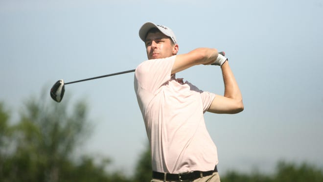 Ben Moser is one of seven former champions in this year's TGA Ed Bozarth City Stroke Play, which begins Friday at Lake Shawnee Golf Course. Moser is the defending champion and also captured the 2015 title.