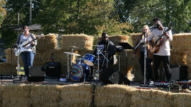 Native Heart performs Oct. 13 during Appleumpkin in Tecumseh. The group will perform this evening, June 18, for Music in the Park at Adams Park next to Tecumseh City Hall.