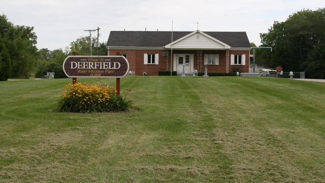 The village of Deerfield Water Filtration Plant is pictured. A boil water advisory for the village was canceled after water tests and samples conducted at the filtration plant came back negative for bacteria and other pathogens in the water system.
