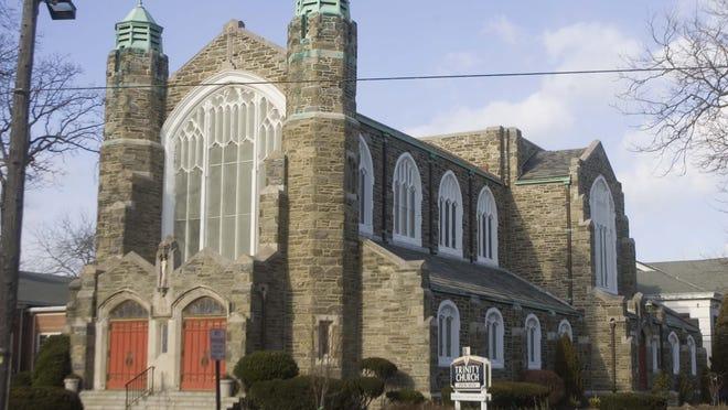 Trinity Episcopal Church in Asbury Park.
