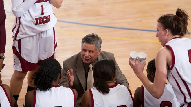 Florida Tech head women's baksetball coach John Reynolds is nearing his 500th victory as a head coach.