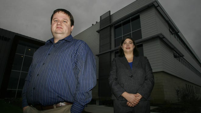Travis and Christal Mickle founded KemPharm Inc. in 2006 in Coralville. The company develops drugs to curb the abuse of other drugs.