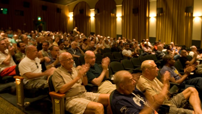 About 60 films will be shown at next month's Cinema Diverse: The Palm Springs Gay and Lesbian Film Festival at Camelot Theatres in Palm Springs.