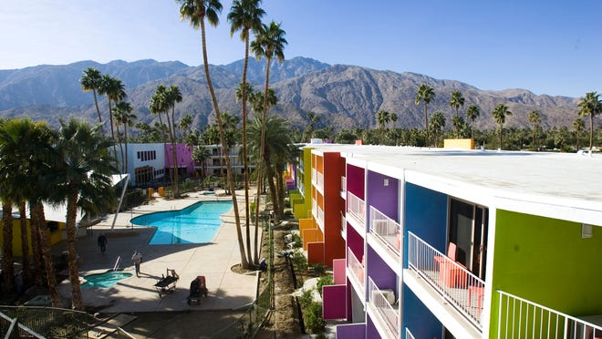 The Saguaro in Palm Springs was featured on a Bravo show.