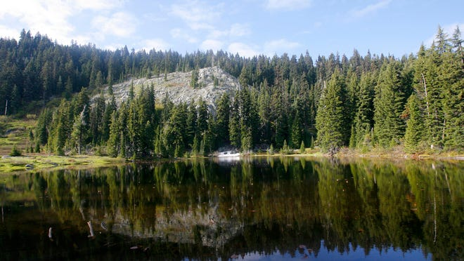 Bigelow Lake would become part of the Oregon Caves National Monument under a bill passed by the U.S. House on Wednesday. The bill expands the national monument by over 4,000 acres.