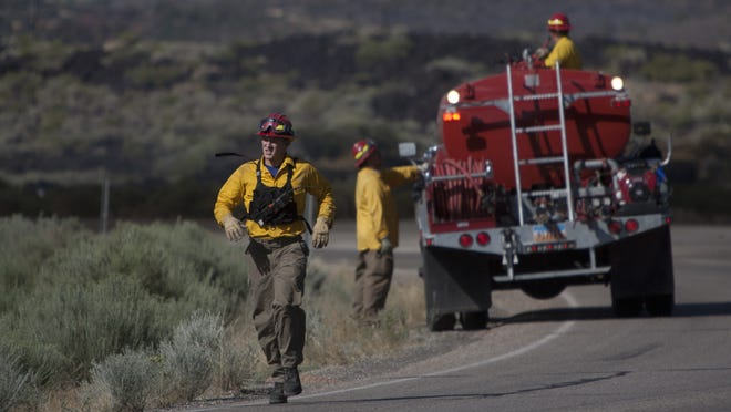 Fire managers announced Friday they would extend fire restrictions in parts of 11 different Utah counties as a record dry spell extended into its fifth consecutive month. Parts of southwestern Utah hadn't received rain in more than 150 days.