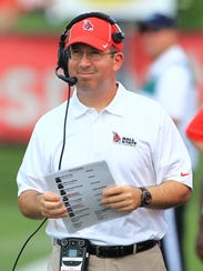 Ball State coach Pete Lembo didn't know Harbaugh a