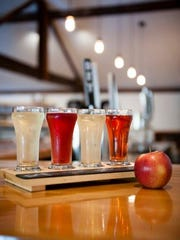 Bad Seed in Highland makes a variety of hard ciders.