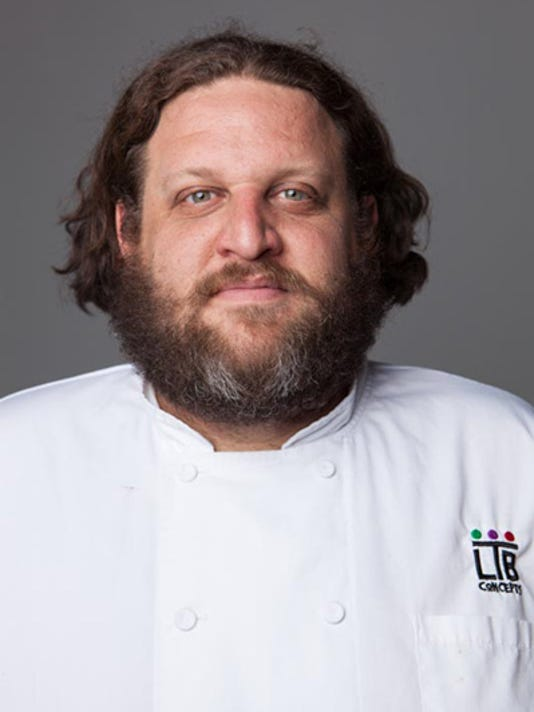 Chef Aaron May