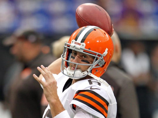 USP NFL_ Cleveland Browns at Minnesota Vikings