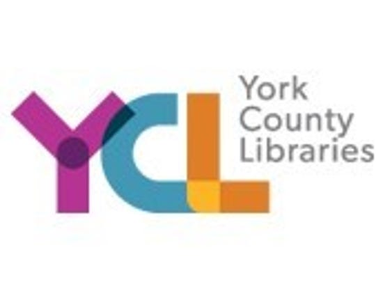 York County Libraries logo