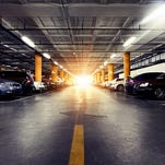Drivers spend an average of 17 hours a year searching for parking spots