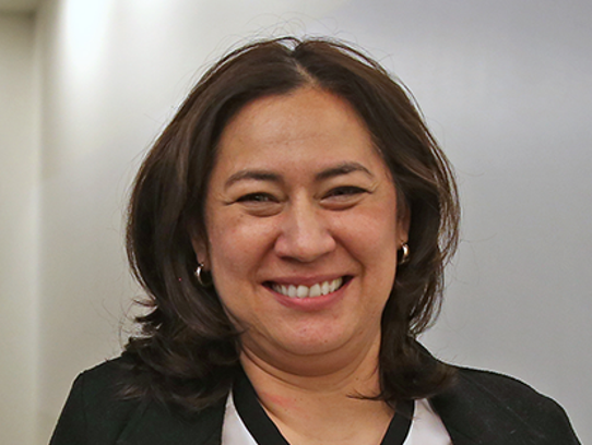 Patricia Miller had been Gannett's Indiana president since February 2016.