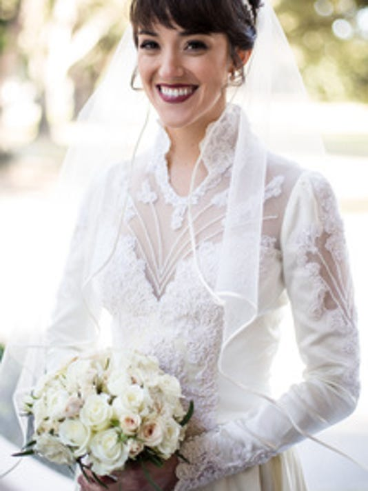 Weddings: Meredith Walker & David Allain