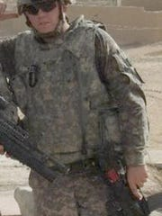 Army Specialist David R. Fahey Jr.