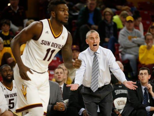 ASU vs. Washington Men's basketball