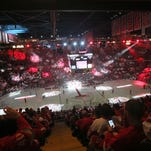 The most iconic photos of the Joe Louis Arena farewell