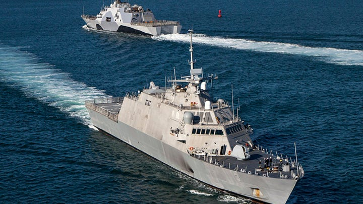Marinette Marine pursuing contract for new Navy frigates as congress weighs LCS purchases
