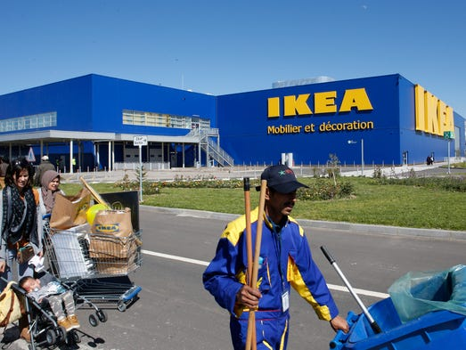 39 ikea really changes everything 39 for antioch 39 s development - Ikea casablanca marocco ...