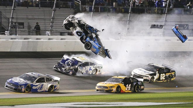 Ryan Newman's last-lap crash in this year's Daytona 500 led to some tweaks in NASCAR's Talladega rules package.