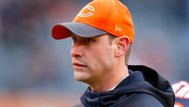 Gase spent 2015 as the Bears' offensive coordinator after serving two years as the Broncos' OC.