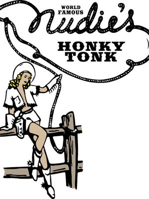 The logo for Nudie's Honky Tong.