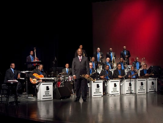 Scotty Barnhart and Count Basie Orchestra